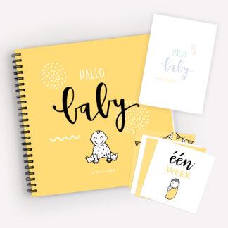dagboek baby